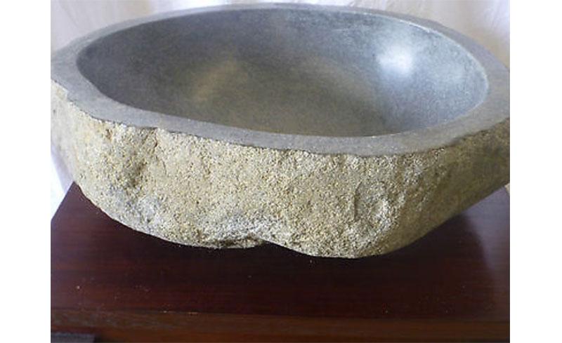 Stone Wastafel 2